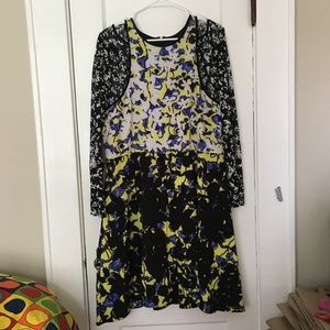 Peter Pilotto for Target Long Sleeves Dress
